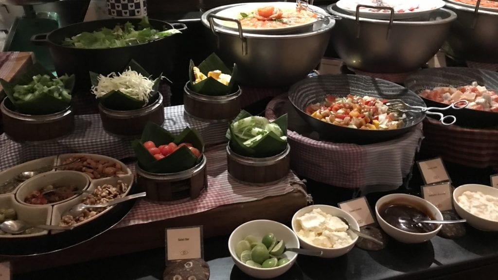 Sofitel Angkor Resort Frühstück 3