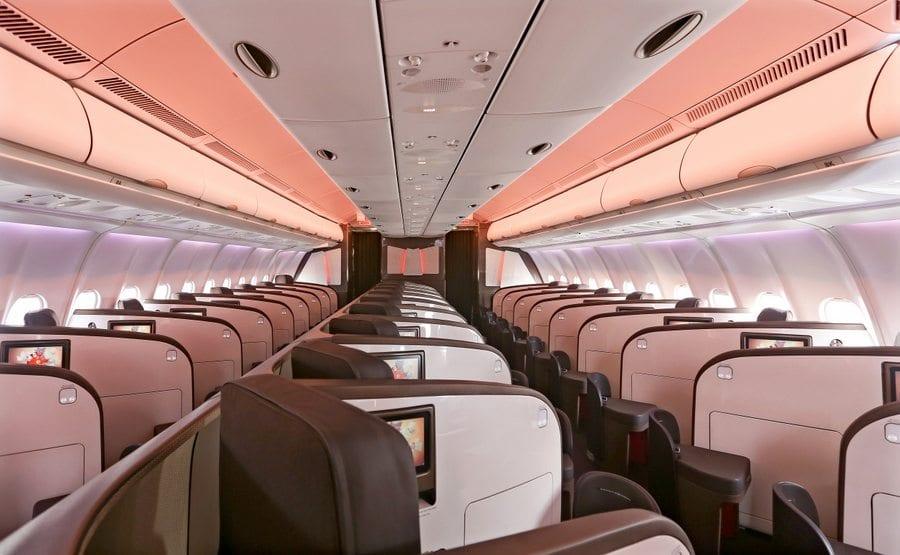 Virgin Atlantic Upper Class Airbus A330