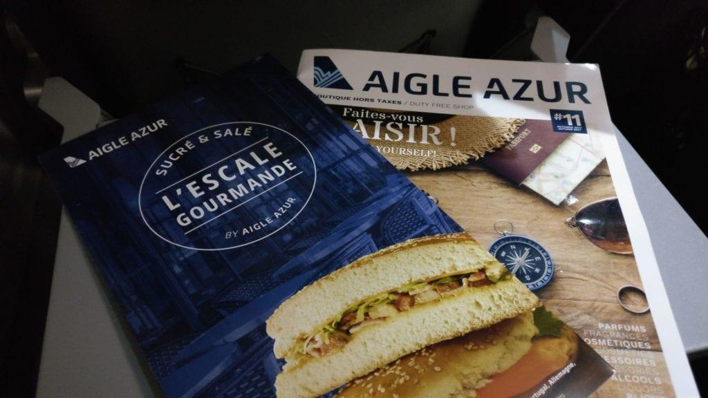 Aigle Azur Magazin