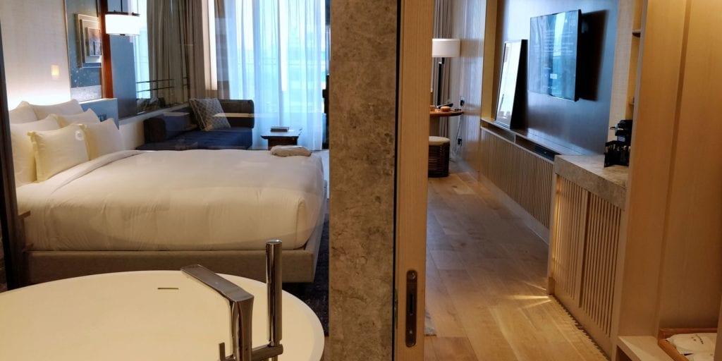 Anandi Hotel Shanghai Bad