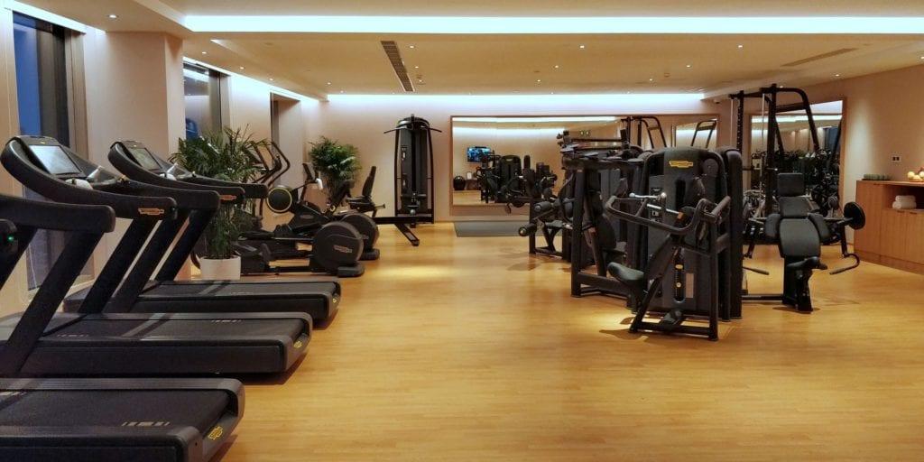 Anandi Hotel Shanghai Fitness