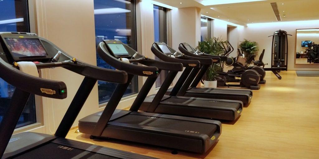 Anandi Hotel Shanghai Fitness 2