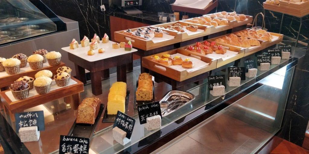 Anandi Hotel Shanghai Frühstück