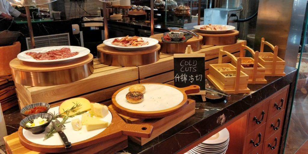 Anandi Hotel Shanghai Frühstück 3