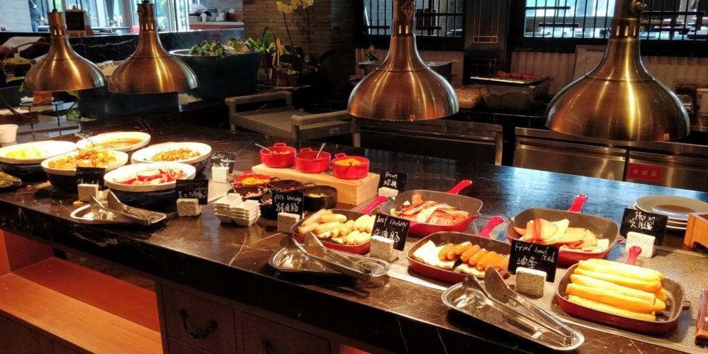 Anandi Hotel Shanghai Frühstück 5