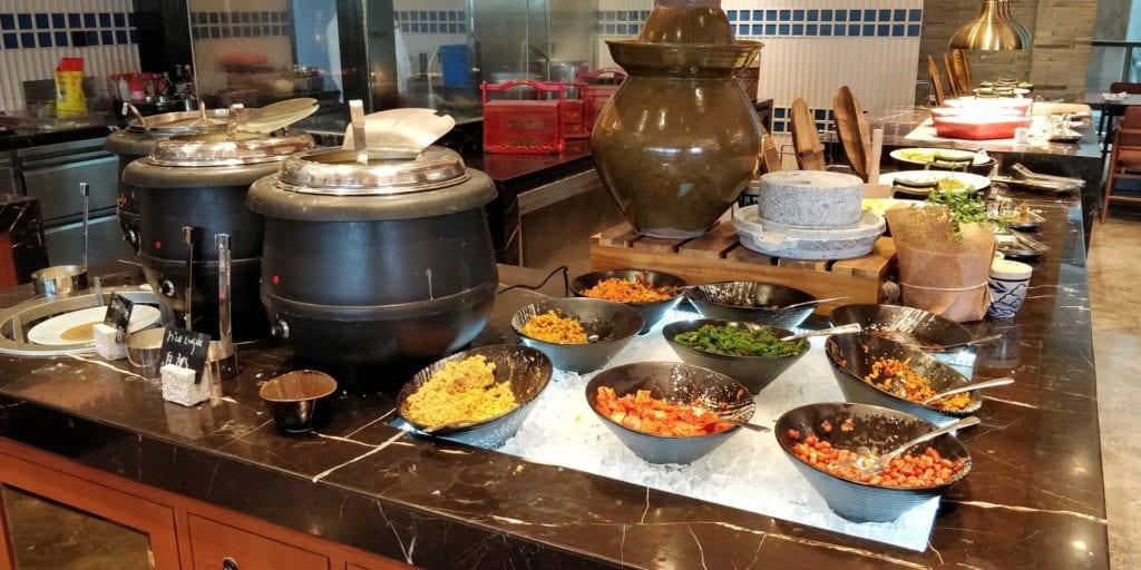 Anandi Hotel Shanghai Frühstück 6