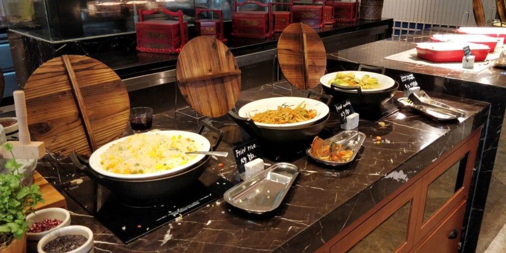 Anandi Hotel Shanghai Frühstück 7