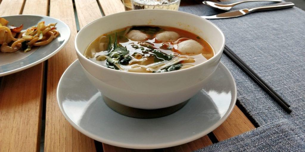 Anandi Hotel Shanghai Frühstück 9