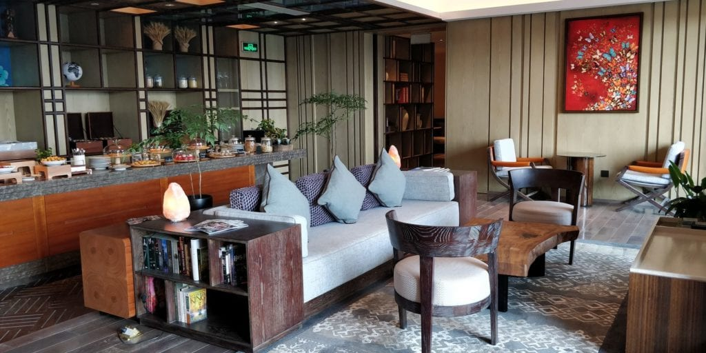 Anandi Hotel Shanghai Lounge 2