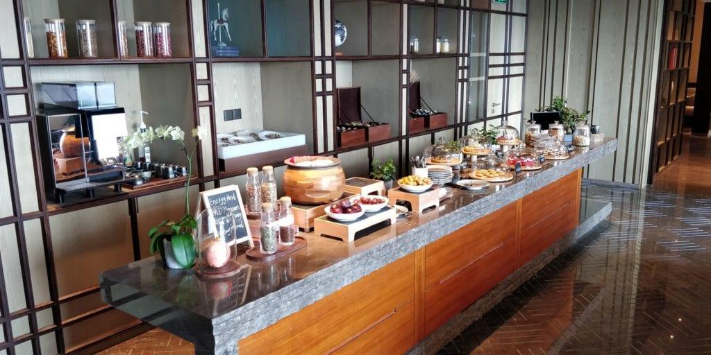 Anandi Hotel Shanghai Lounge 3