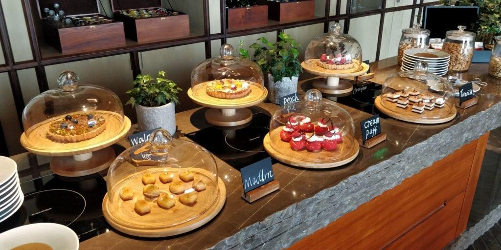 Anandi Hotel Shanghai Lounge Afternoon Tea