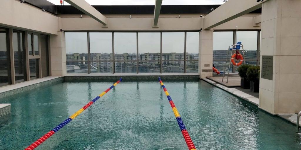 Anandi Hotel Shanghai Pool