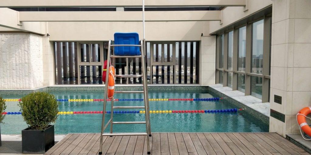 Anandi Hotel Shanghai Pool 2