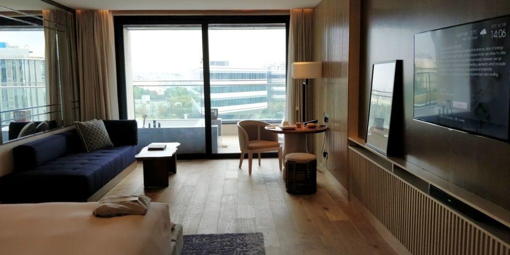 Anandi Hotel Shanghai Zimmer 3