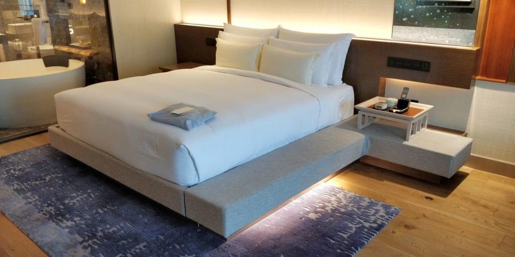 Anandi Hotel Shanghai Zimmer 4