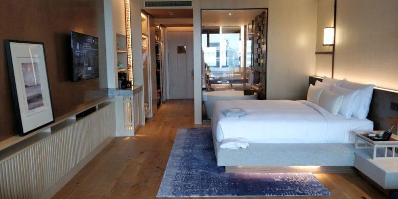 Anandi Hotel Shanghai Zimmer