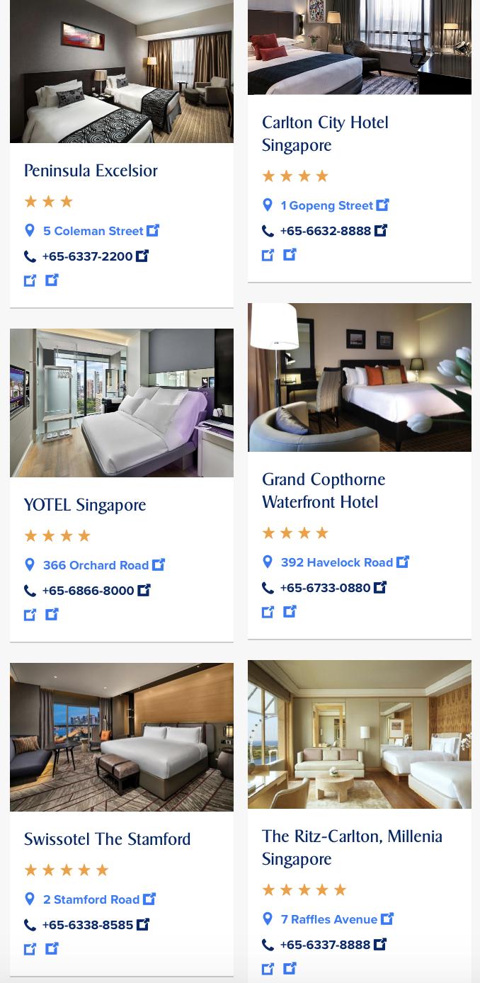 SIA Hotels