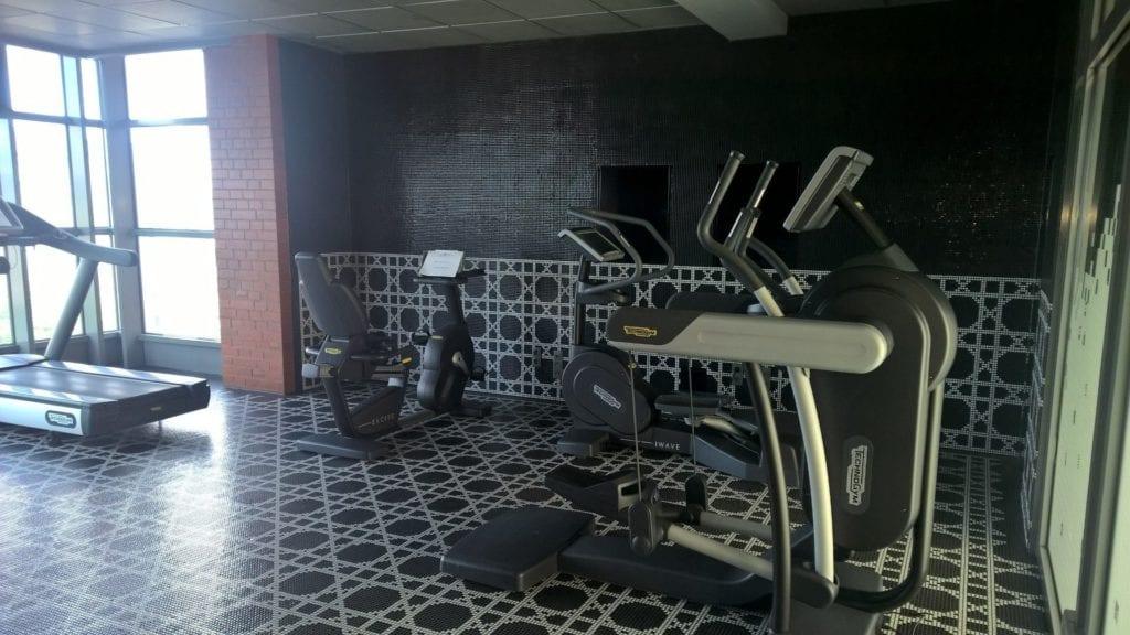 City Park Hotel Posen Fitness 2