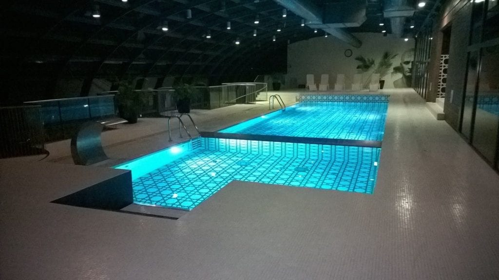 City Park Hotel Posen Pool