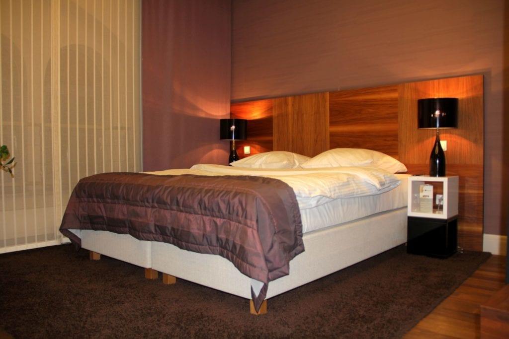 City Park Hotel Posen Zimmer 2