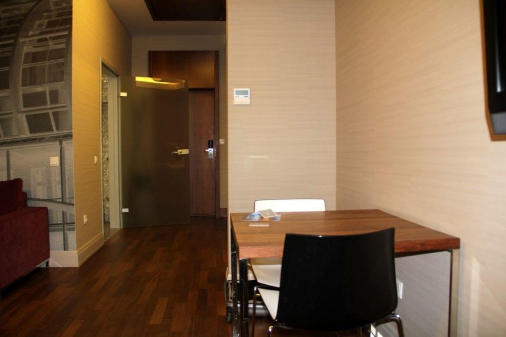 City Park Hotel Posen Zimmer 5