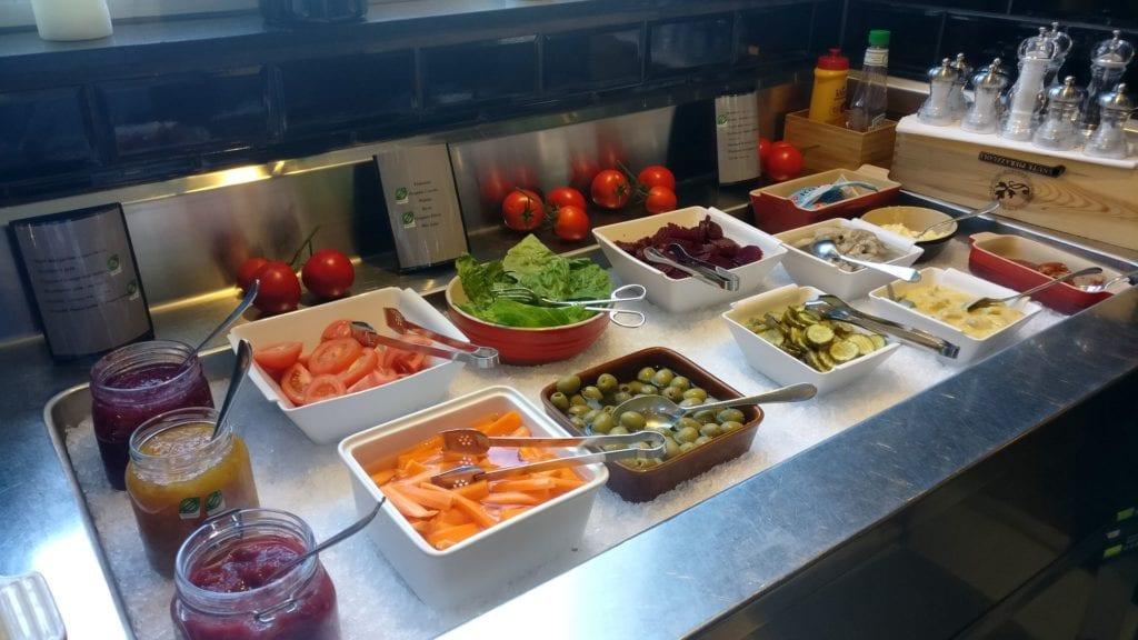 Comfort Hotel Oslo Grand Central Frühstück