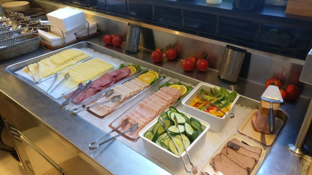 Comfort Hotel Oslo Grand Central Frühstück 3