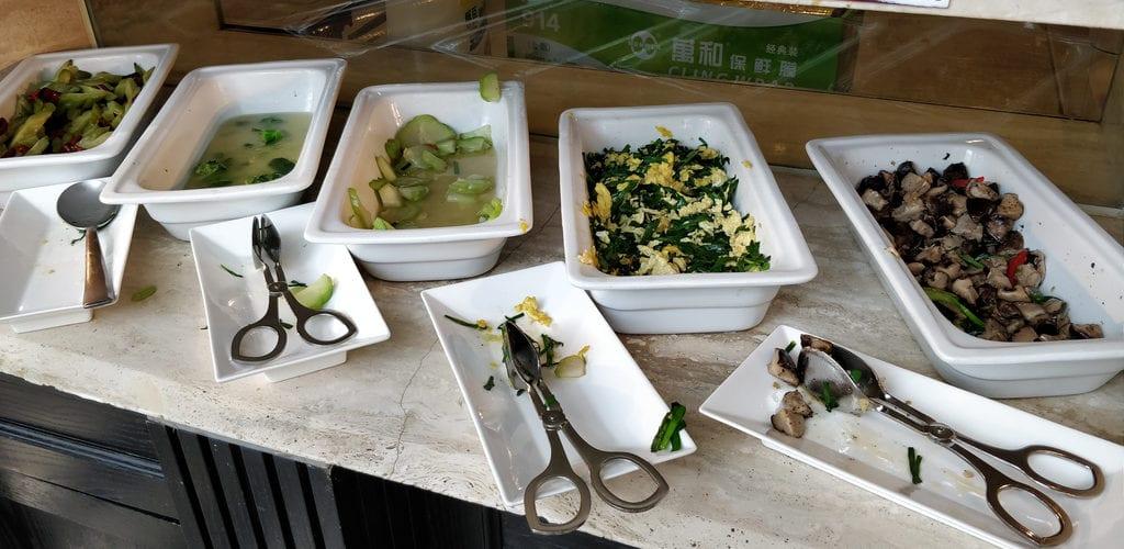 Conrad Peking Frühstück 2