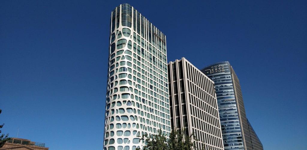Conrad Peking Gebäude