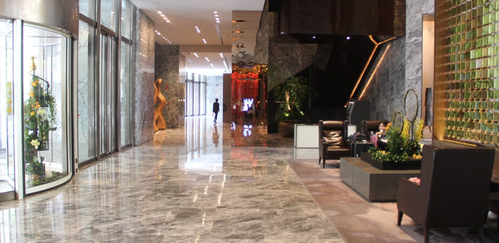 Conrad Peking Lobby