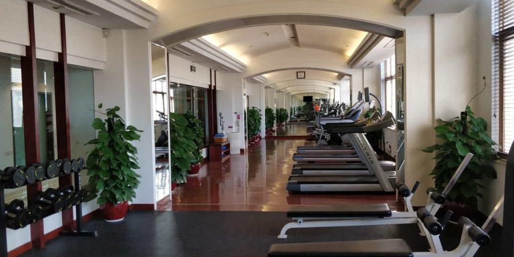 Crowne Plaza Ningbo City Center Fitness