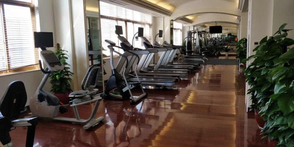 Crowne Plaza Ningbo City Center Fitness 2