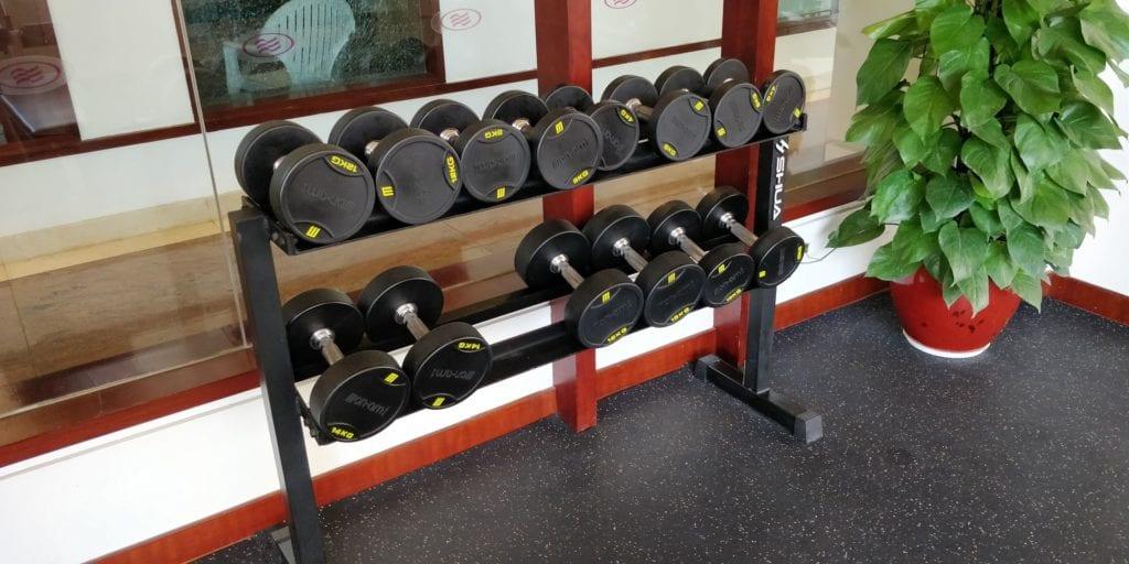 Crowne Plaza Ningbo City Center Fitness 3