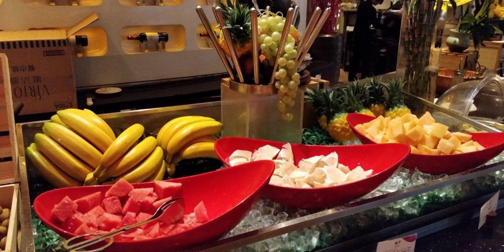 Crowne Plaza Ningbo City Center Frühstück 3