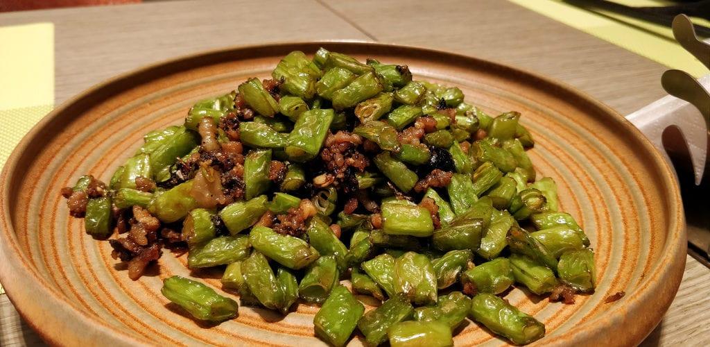 Dhawa Jinshanling Abendessen 2