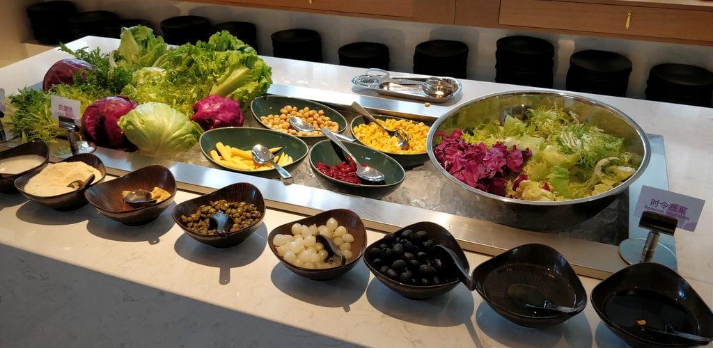 Dhawa Jinshanling Frühstück 4