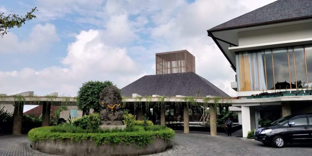 Element By Westin Bali Ubud Auffahrt