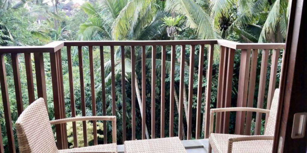 Element By Westin Bali Ubud Balkon
