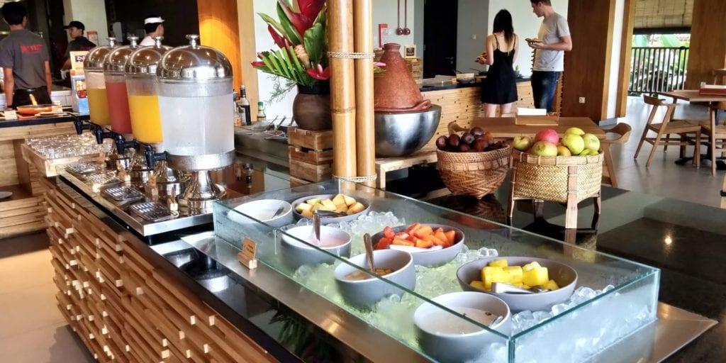 Element By Westin Bali Ubud Frühstück 2