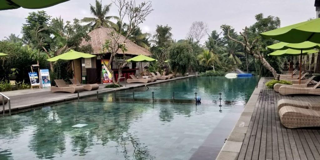 Element By Westin Bali Ubud Pool 1