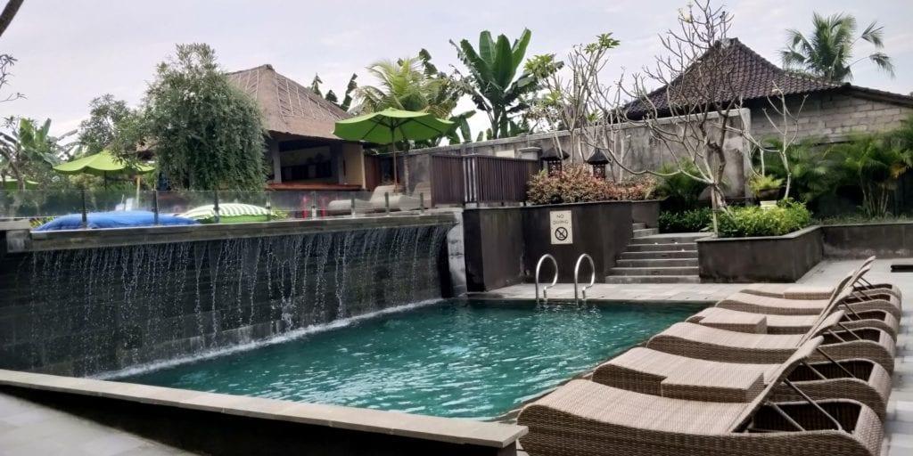 Element By Westin Bali Ubud Pool 2