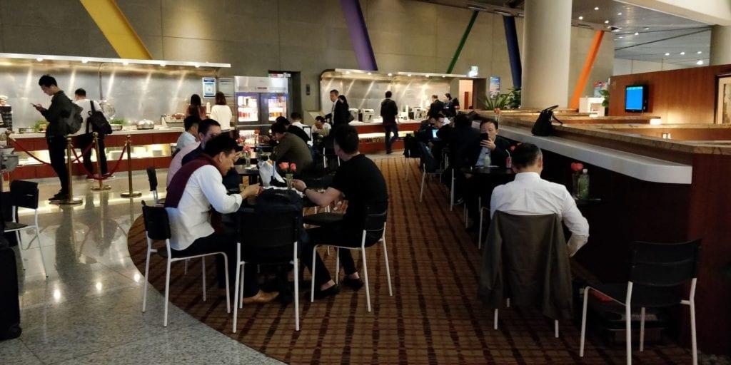 First Class Lounge V1 Shanghai Hongqiao