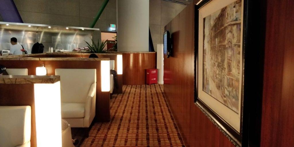 First Class Lounge V1 Shanghai Hongqiao 7