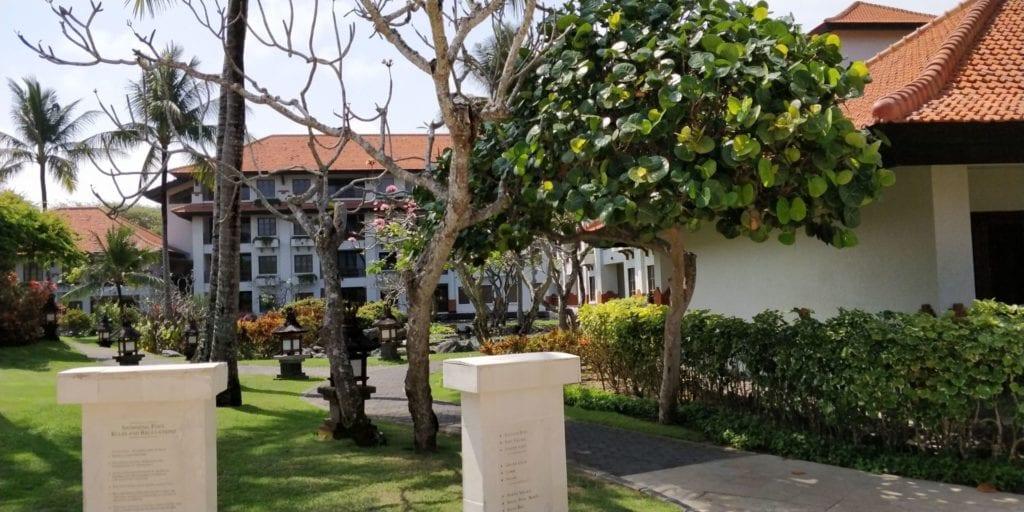 Grand Hyatt Bali Anlage 4