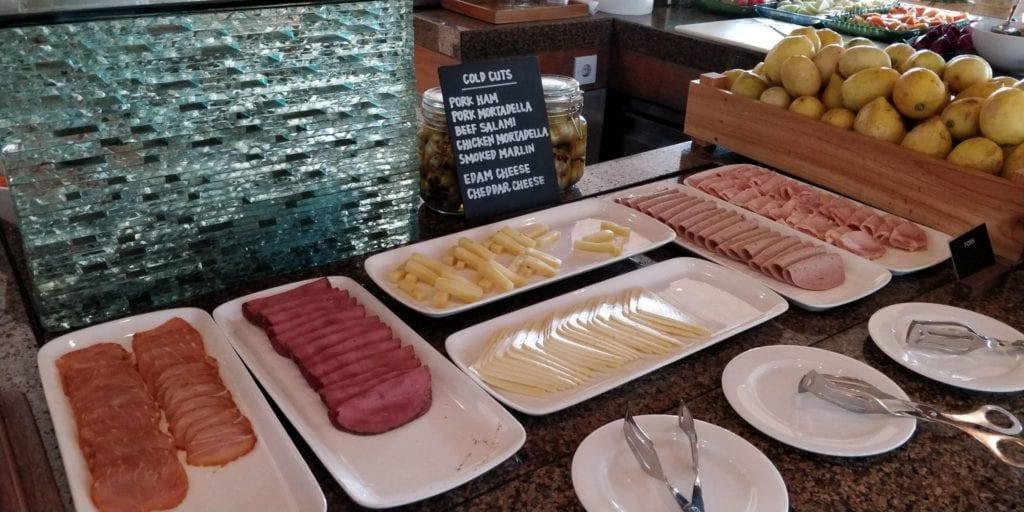Grand Hyatt Bali Frühstück 10
