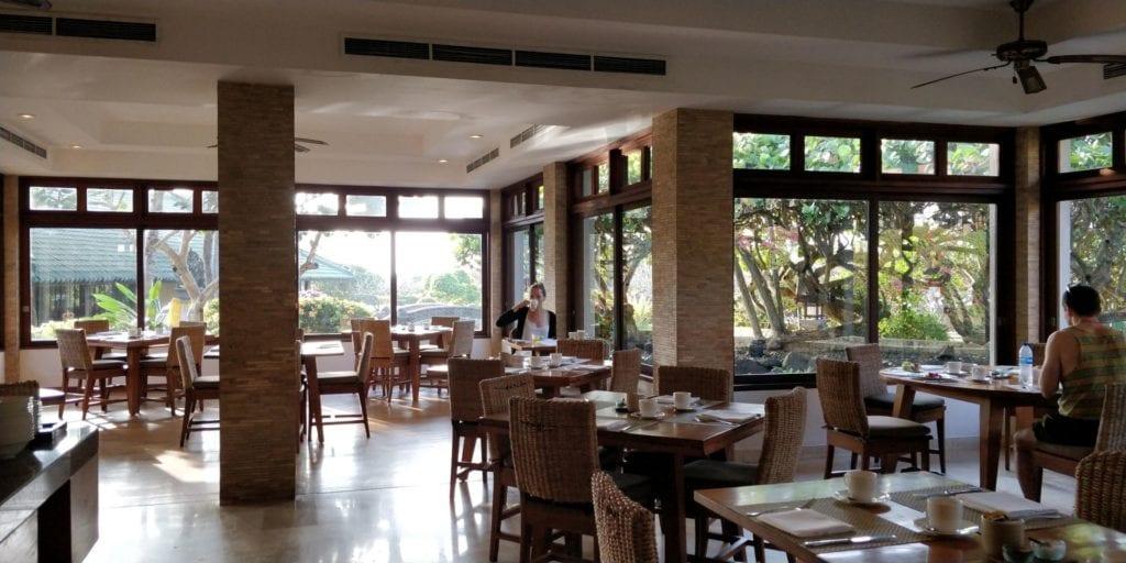 Grand Hyatt Bali Frühstück 3