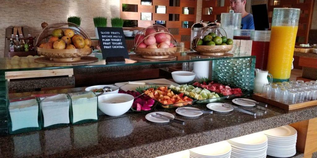 Grand Hyatt Bali Frühstück 5