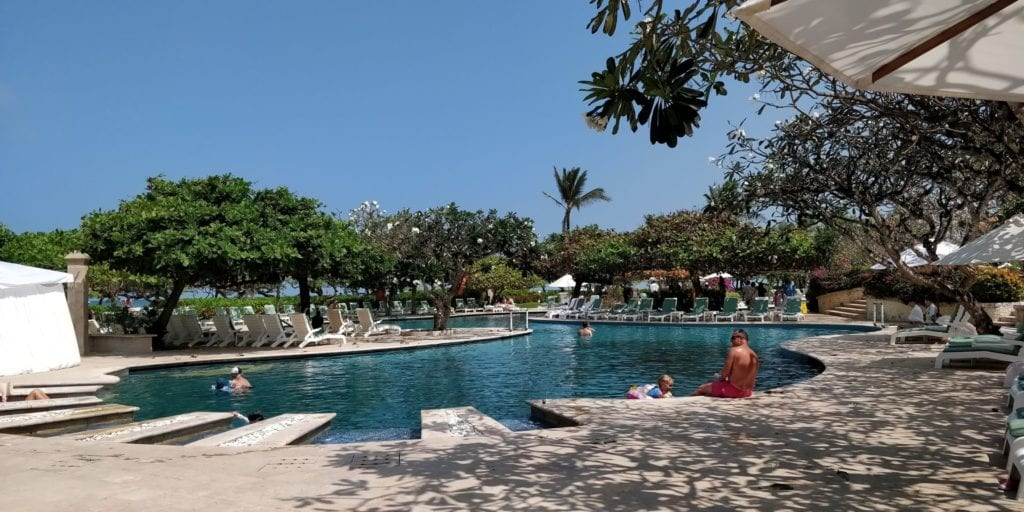 Grand Hyatt Bali Pool 1