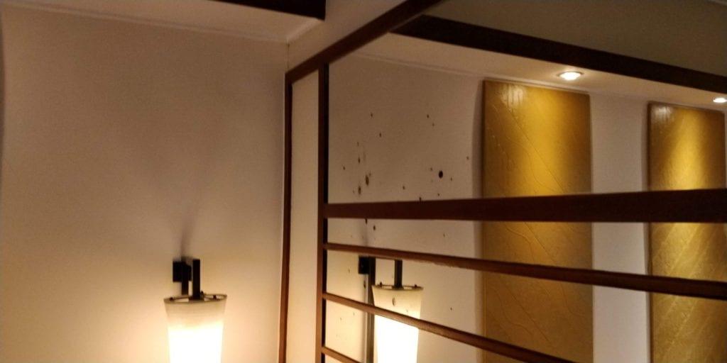 Grand Hyatt Bali Zimmer Schäden