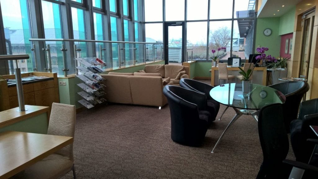 Hilton Budapest City Lounge